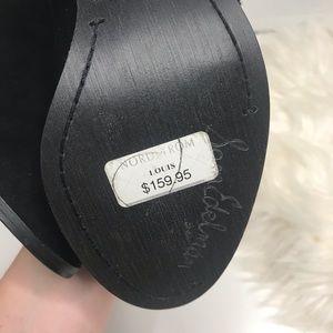 Sam Edelman Shoes - NWT Sam Edelman Louis Black Short Fringe Boot